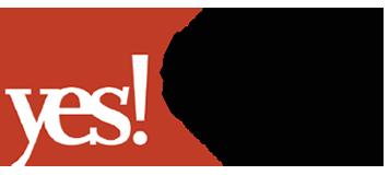 YES! Magazine Logo